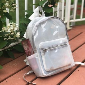 Clear Backpack Wild Fable